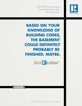 Get REALTOR consumer ad campaign