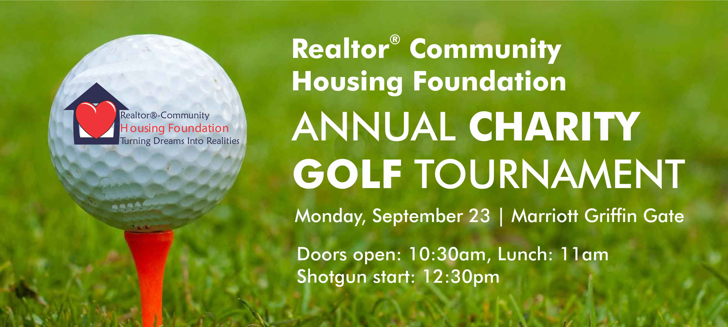 RCHF Golf Tournament